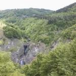 Cascade du Ray Pic vue du Belvédère