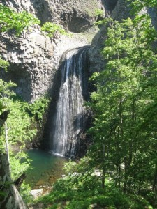 cascades du Ray Pic Ardèche