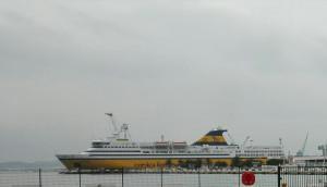 Corsica Ferries Mega Express